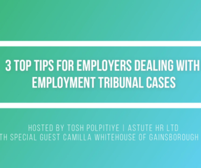 Employment Tribunal Podcast