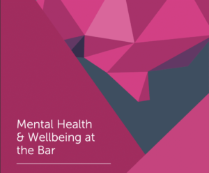 Wellbeing at the bar header image